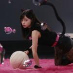 橋本環奈のセクシー黒猫コスプレが可愛いと話題に「クチビルだけじゃ、たりないの」 #2ちゃんねる